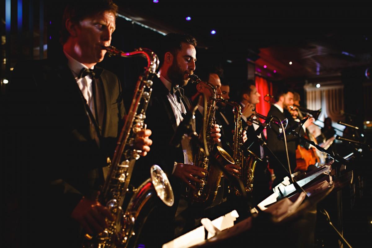 Mini Big Band - Swing band - Wedding band - Function band ...