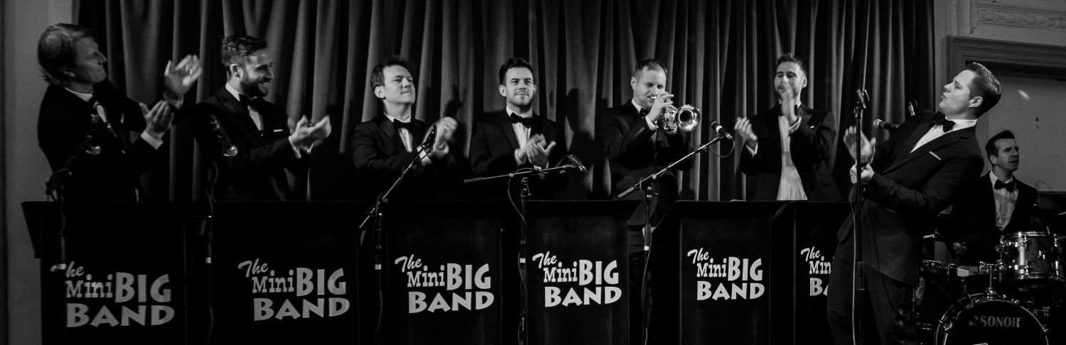 The Mini Big Band Swing Function Yorkshire Wedding